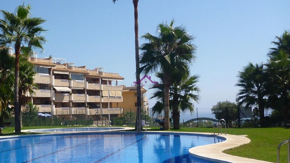 2 Bedrooms, Apartment, Holiday Rentals, calle castaño, 2 Bathrooms, Listing ID 1107, Torreblanca, Spain,