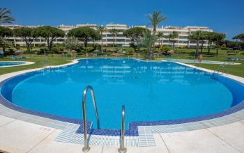 3 Bedrooms, Apartment, Holiday Rentals, 2 Bathrooms, Listing ID 1118, Cabopino, Spain,