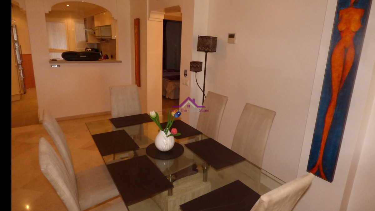 2 Bedrooms, Apartment, Holiday Rentals, 2 Bathrooms, Listing ID 1122, Mijas Golf, Spain,