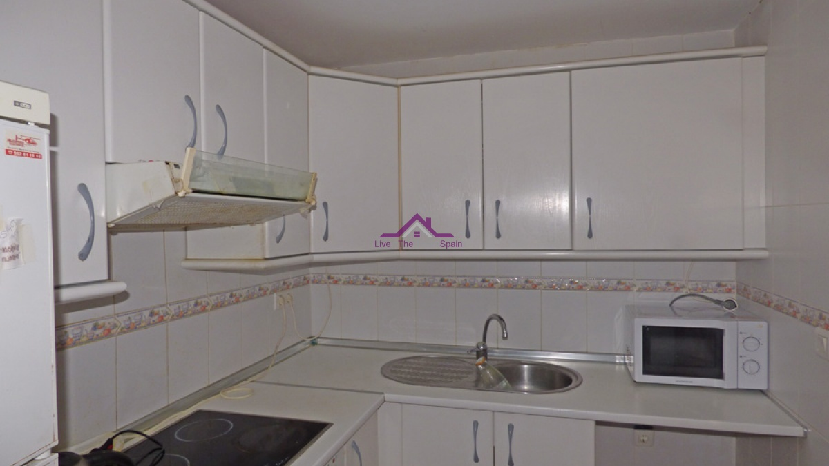 2 bed 2 bath apartment for sale in Miraflores