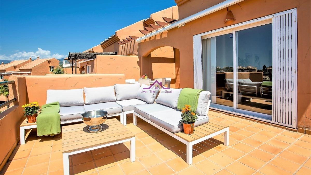 Lila 27,Elviria,Spain,2 BathroomsBathrooms,Penthouse,Lila 27,1175
